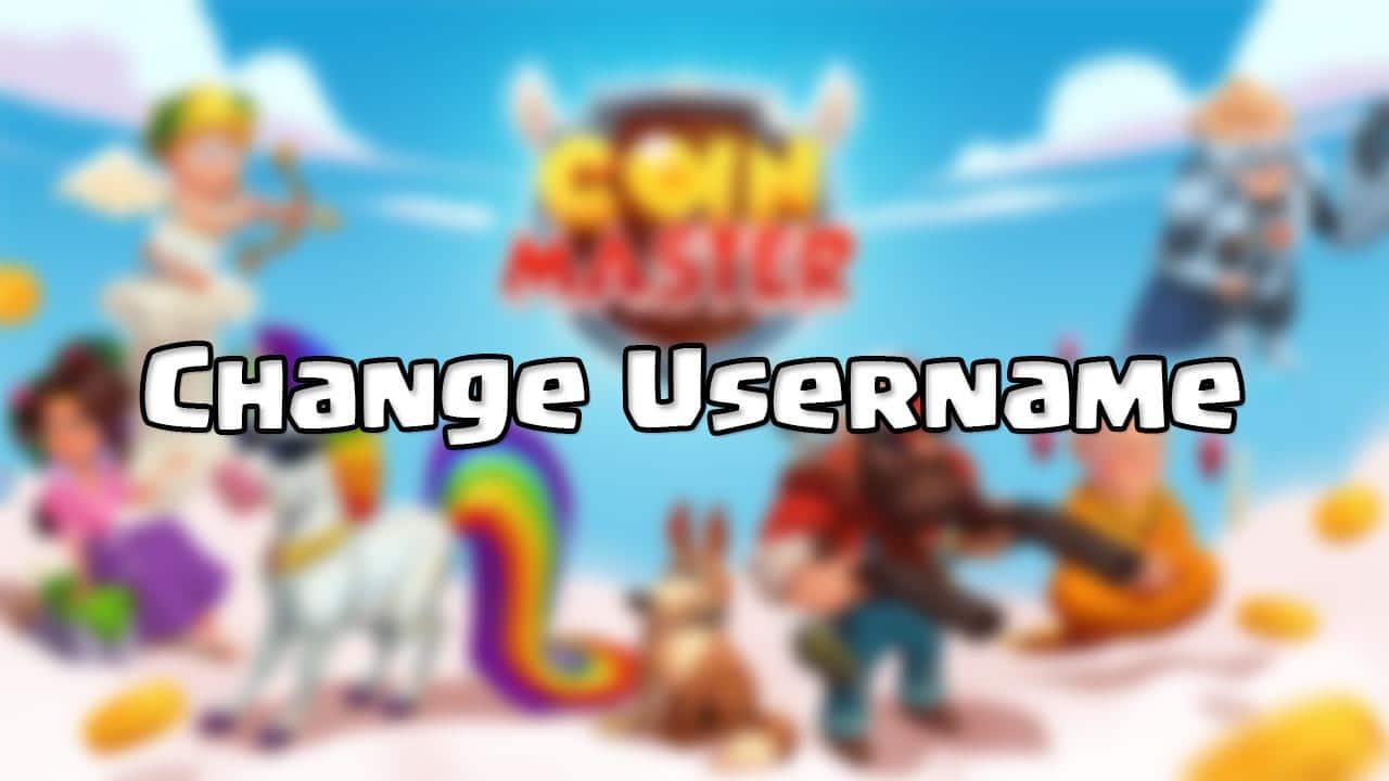 change username