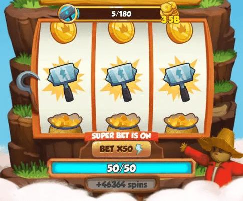 coin master gambling
