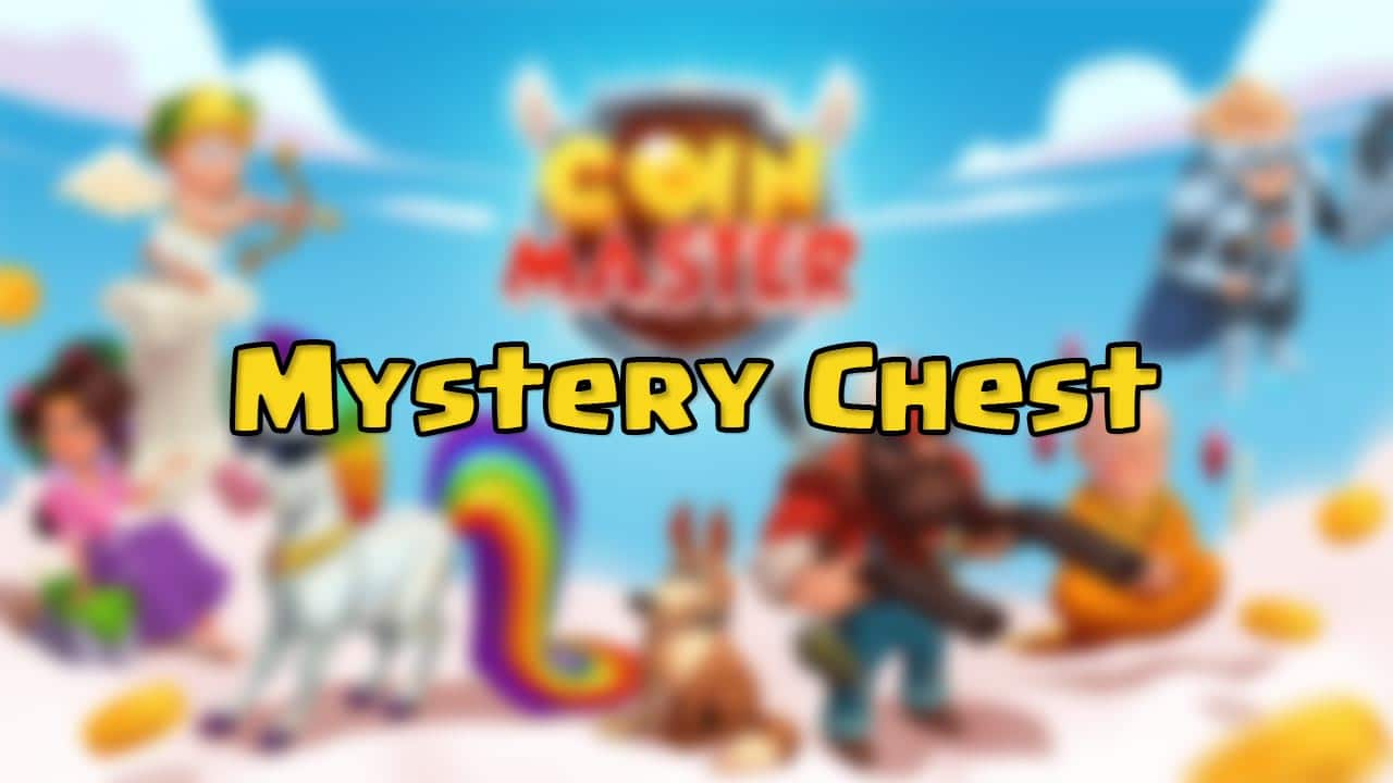 mystery chests