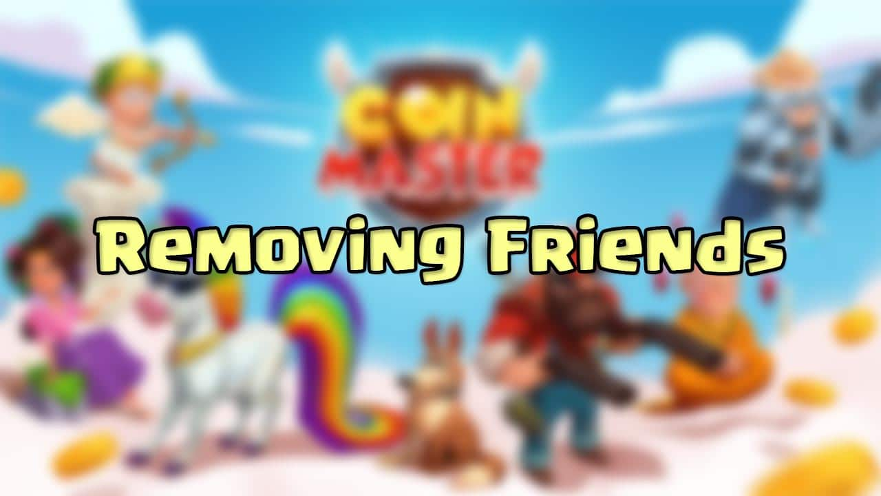 removing friends